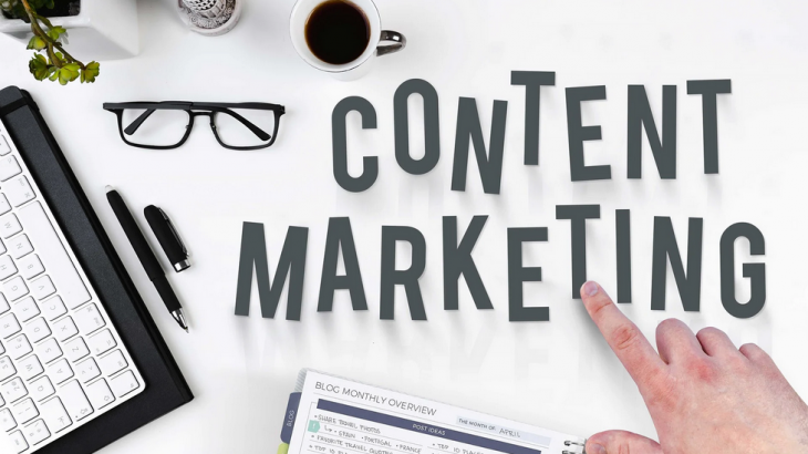 create content marketing dashboard