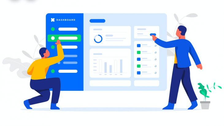 create project management dashboard