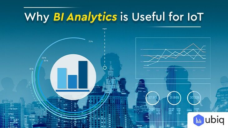 Benefits of Business Analytics on IOT