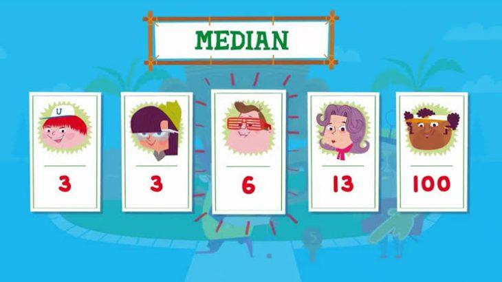 calculate median in mysql