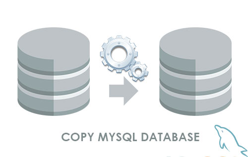 myql copy database