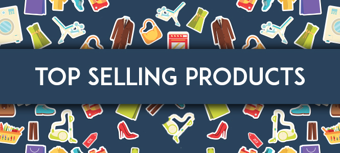 get top selling products in mysql