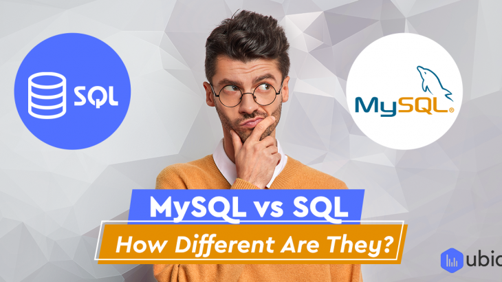 Difference between MySQL and SQL