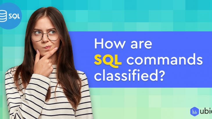 How are SQL commands classified & learn more about SQL report builder.