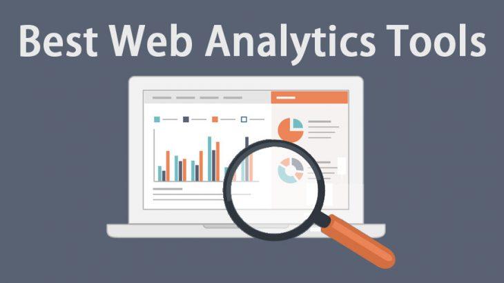 top web analytics tools