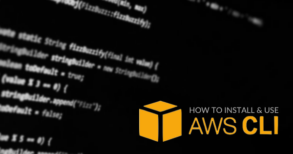 how to install aws cli in linux