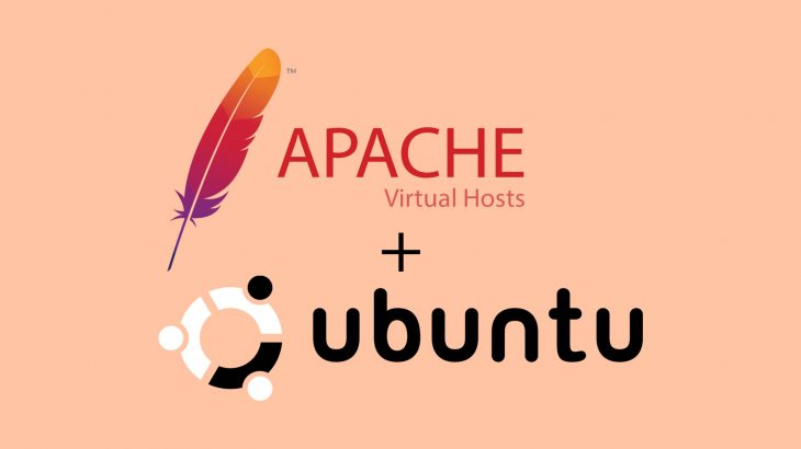 how to set up virtual hosts in apache in ubuntu